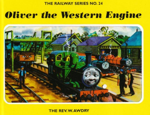 9781405203548: Oliver the Western Engine (Railway)