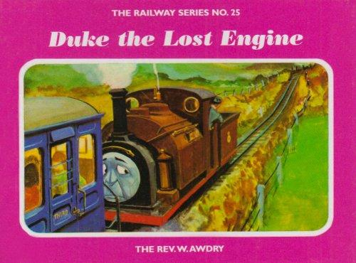 9781405203555: Duke the Lost Engine (Railway)