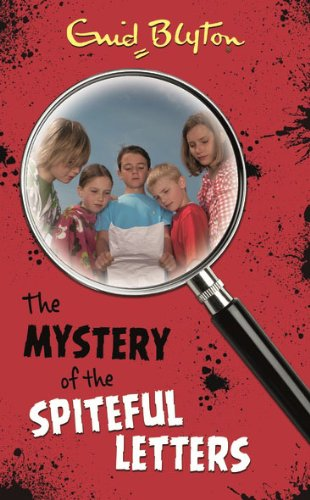 9781405203968: The Mystery of the Spiteful Letters (The Mystery Series)