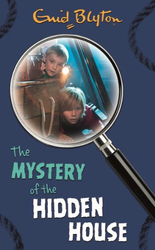 9781405203982: The Mystery of the Hidden House