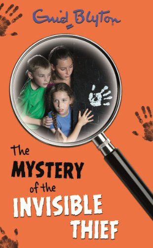 9781405204002: Mystery of the Invisible Thief