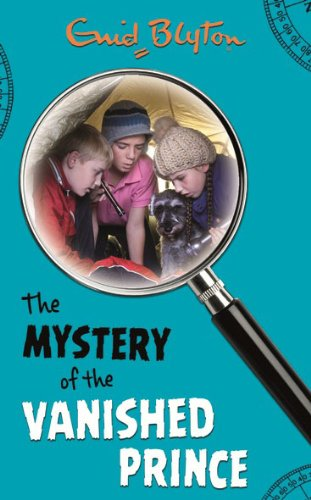 9781405204019: The Mystery of the Vanished Prince (Mysteries)