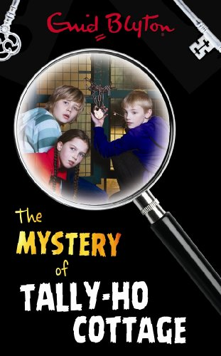 9781405204040: Mystery of Tally-Ho Cottage