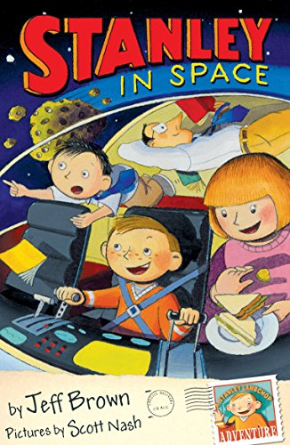 9781405204194: Stanley in Space. by Jeff Brown (Stanley Lambchop Adventure)
