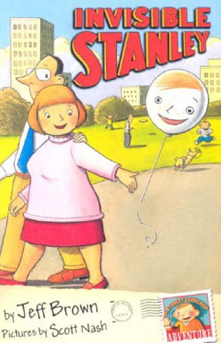 9781405204217: Invisible Stanley (Flat Stanley)