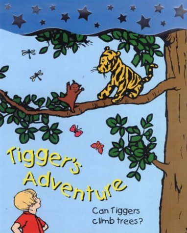 9781405204620: Tigger's Adventure (Character Story Board Books)