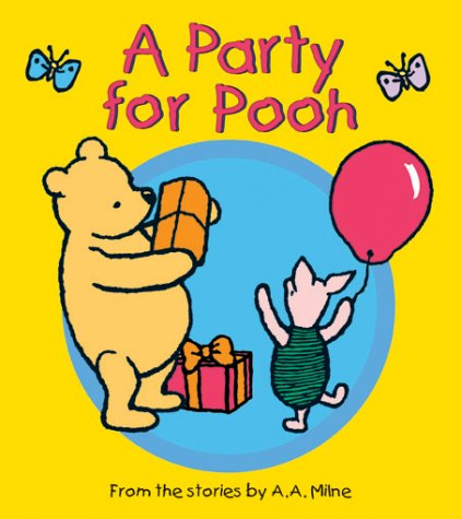 9781405204682: A Party for Pooh (Winnie-the-Pooh)