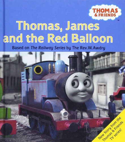 9781405204729: James and the Red Balloon (Thomas & Friends)