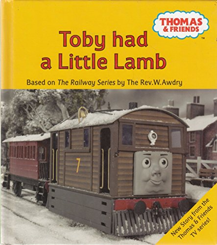 9781405204736: Toby Had a Little Lamb (Thomas & Friends)
