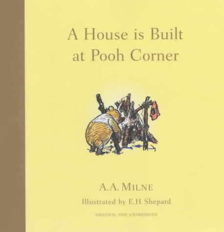 9781405205832: House Is Built at Pooh Corner