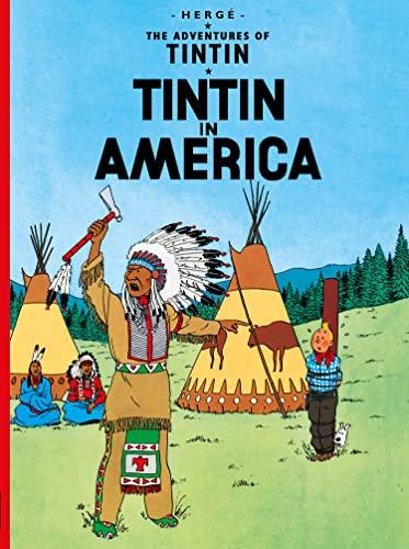 Tintin in America (Paperback): Herge