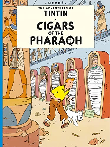 9781405206150: Tintin: Cigars of the Pharaoh