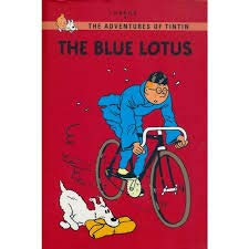 9781405206167: The Adventures of Tintin : The blue Lotus