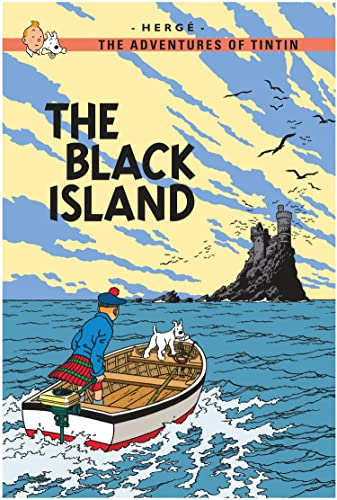 9781405206181: The Black Island (The Adventures of Tintin)