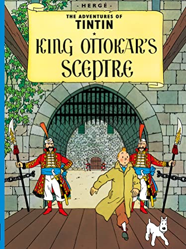 9781405206198: King Ottokar's Sceptre (The Adventures of Tintin)