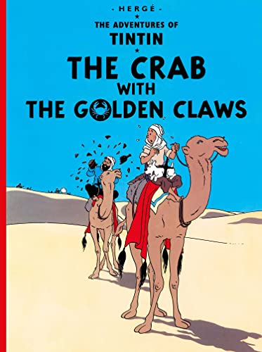 9781405206204: Tintin - Crab with Golden Claws