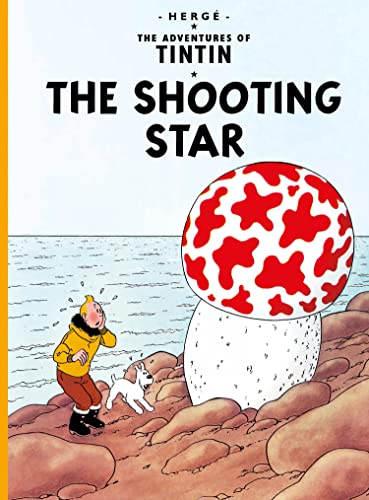 The Shooting Star (Paperback): Herge
