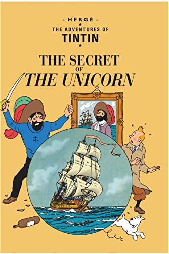 9781405206228: The Secret of the Unicorn (Adventures of Tintin)