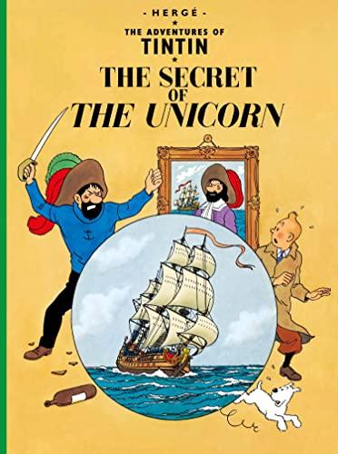The Secret of the Unicorn (Adventures of Tintin): Herge