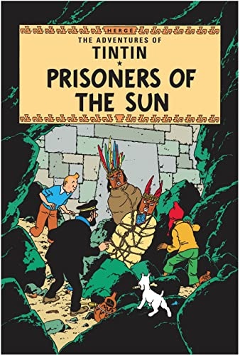 9781405206259: The Adventures of Tintin : Prisoners of the Sun
