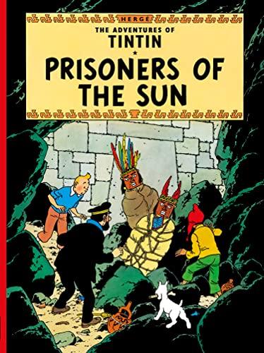 Prisoners of the Sun (Paperback): Herge