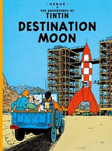 9781405206273: Destination Moon (Adventures of Tintin S)