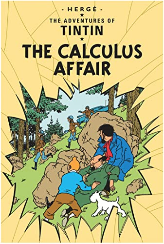 9781405206297: The Calculus Affair (Adventures of Tintin S)