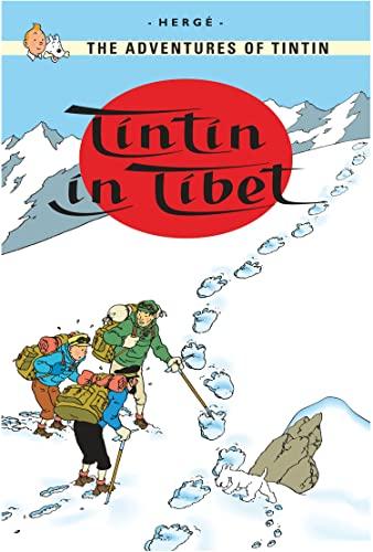 Tintin in Tibet (Paperback): Herge