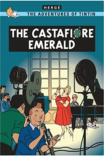The Castafiore Emerald: Hergand#233;