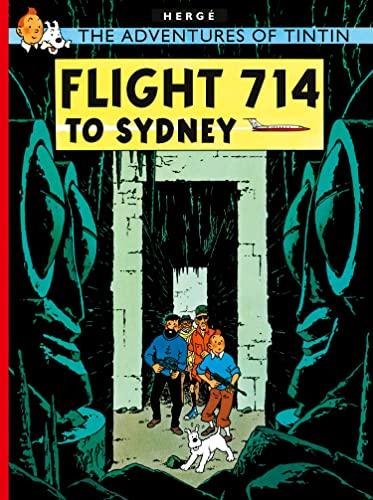 Flight 714 to Sydney (Paperback): Herge