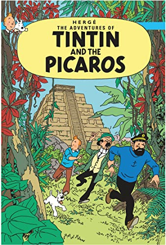 9781405206358: Tintin and the Picaros (The Adventures of Tintin)