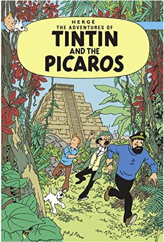 Tintin and the Picaros (Paperback): Herge