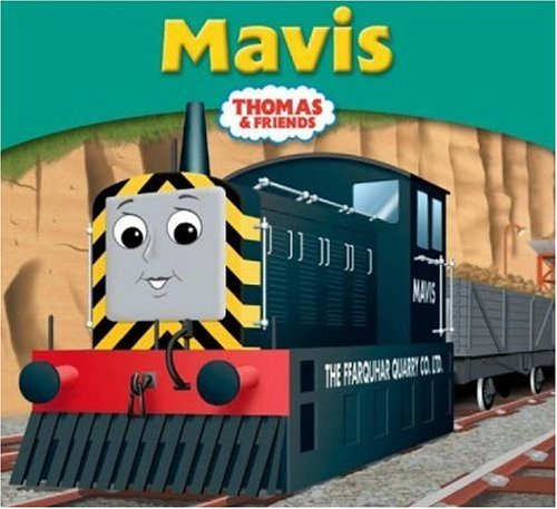9781405207010: Mavis (My Thomas Story Library)