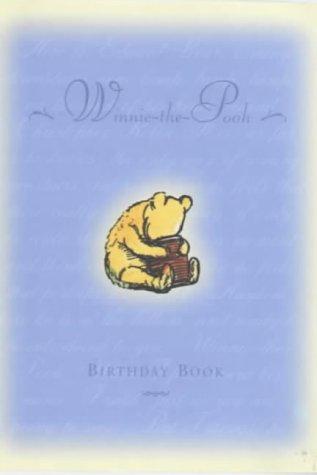 9781405207102: Winnie-the-Pooh Birthday Book