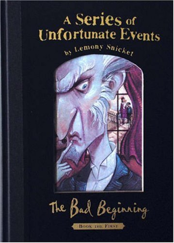 9781405207256: The Bad Beginning: Collectors' Edition (A Series of Unfortunate Events)