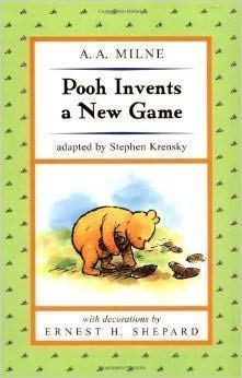 9781405207805: Pooh Invents a New Game