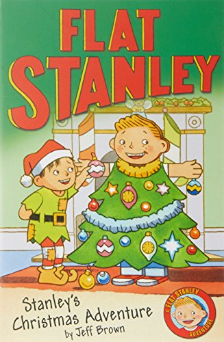 9781405207836: Stanley's Christmas Adventure (Flat Stanley)