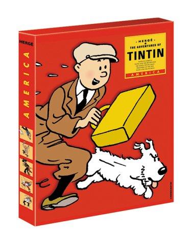 9781405207843: Tintin: America