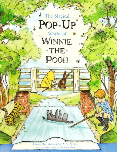 The Magical Pop-up World of Winnie-the-Pooh 9781405207898 Pop-up & lift-the-flap books; Picture books: character books