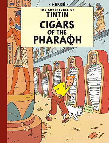 Cigars of the Pharaoh: Herge