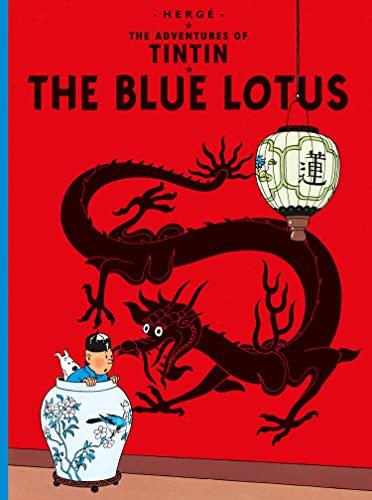 9781405208048: The Blue Lotus (Adventures of Tintin)