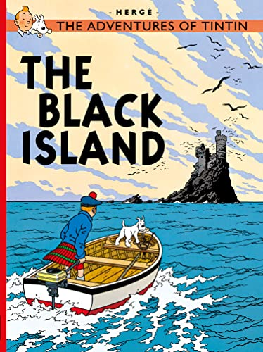 9781405208062: Black Island (The Adventures of Tintin) (Adventures of Tintin (Hardcover))