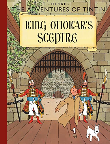 9781405208079: King Ottokar's Sceptre (The Adventures of Tintin)