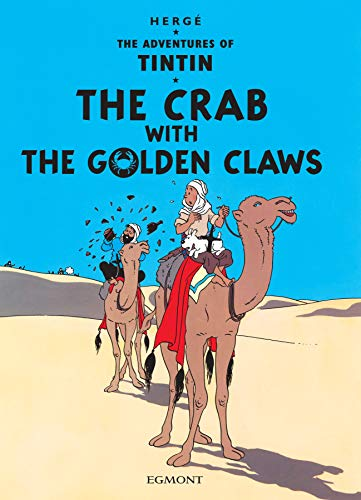 9781405208086: The Crab with the Golden Claws (The Adventures of Tintin)