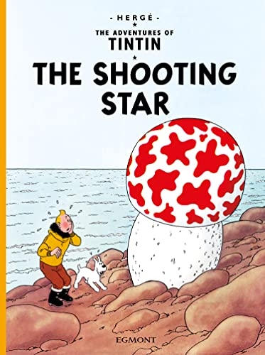 9781405208093: The Shooting Star (The Adventures of Tintin)