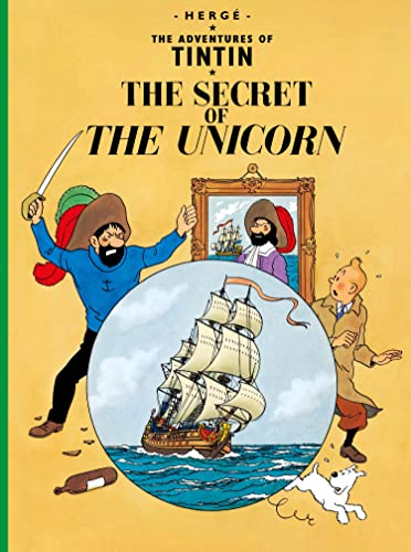 9781405208109: The Secret of the Unicorn (The Adventures of Tintin)