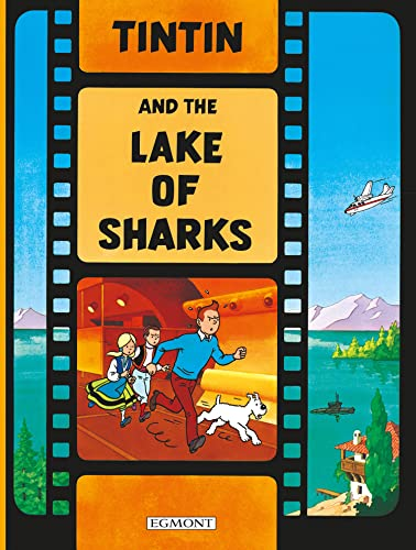 9781405208222: Tintin and the Lake of Sharks (Adventures of Tintin (Hardcover))