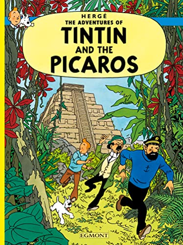 9781405208239: Tintin and the Picaros (The Adventures of Tintin) (Adventures of Tintin (Hardcover))