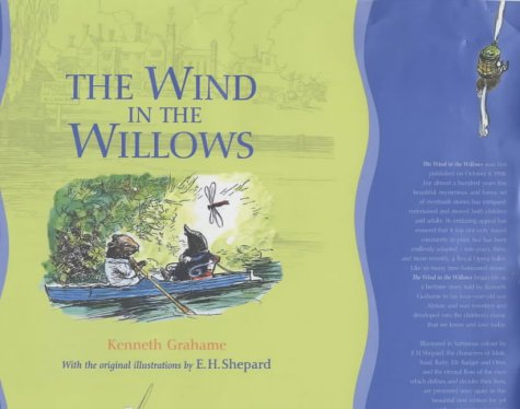 9781405208420: The Wind in the Willows Gift Book