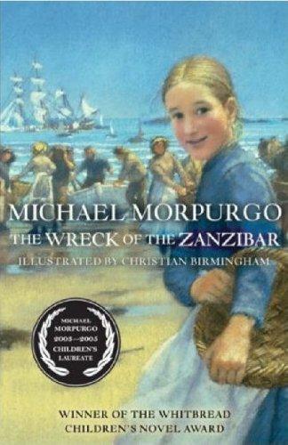 9781405209304: The Wreck of the Zanzibar